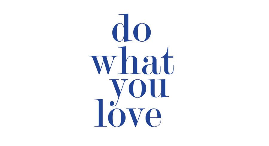 quote Do what you love